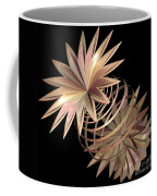 Flowers In Pink Coffee Mug