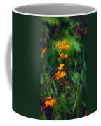 Flowers In The Woods At The Haciendia Coffee Mug