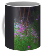 Flowers In The Woods Coffee Mug