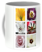 Flowers In The Yard Coffee Mug