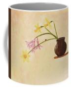 Flowers In Vase Coffee Mug