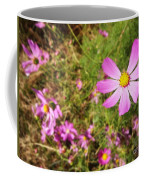 Flowers In Washington Park Coffee Mug