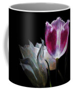 Flowers Lit Coffee Mug