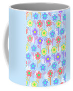 Flowers Coffee Mug by Louisa Knight