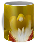 Flower's Mouth Coffee Mug
