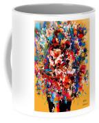 Flowers Of Love Coffee Mug