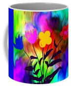 Flowers Of The I-magi-nation Coffee Mug