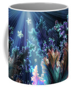 Flowers Of The Sea Coffee Mug
