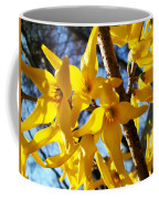 Flowers Of The Sky Coffee Mug