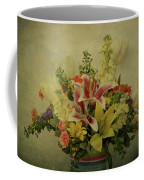 Flowers Coffee Mug by Sandy Keeton