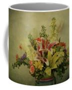 Flowers Coffee Mug by Sandy Keeton