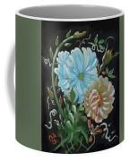 Flowers Surreal Coffee Mug