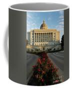Flowers To The Capital Coffee Mug