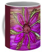Flowerscape Dahlia Coffee Mug