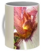 Flowerscape Pink Iris One Coffee Mug