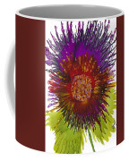 Flowerscape Thistle Coffee Mug