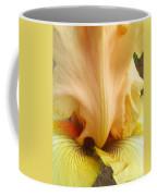 Flowerscape Yellow Iris One Coffee Mug