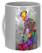 Flowerwoman Coffee Mug