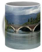 Flowing Bridge Coffee Mug