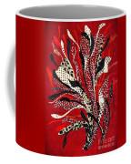 Flowing Dotcloth Bouquet Coffee Mug