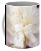 Flowing Floral Coffee Mug
