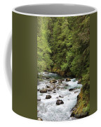 Flowing Through The Trees Coffee Mug