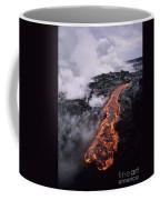 Flowing Towards Ocean Coffee Mug