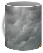 Fluffy Rain Clouds Coffee Mug