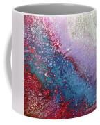 Fluid Acrylic Art Coffee Mug