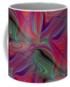 Fluid Motion 6 Coffee Mug