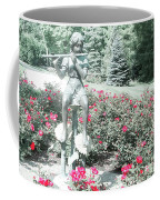 Flute Player Coffee Mug