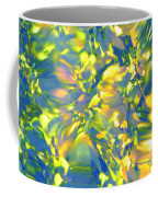 Fluttering Of Color Coffee Mug