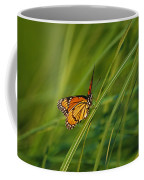 Fluttering Through The Summer Grass Coffee Mug