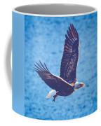 Fly By Eagle. 2 Of 3 Coffee Mug