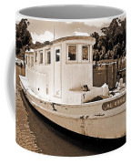 Fly Creek Work Boat Coffee Mug