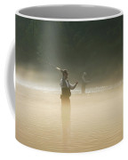 Fly Fishing  Coffee Mug by Betty LaRue