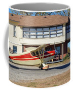 Fly In To The Beaumont Hotel And Cafe Coffee Mug