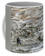 Fly On Wood Coffee Mug
