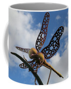 Fly To The Skies Coffee Mug