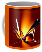 Fly With Me Coffee Mug
