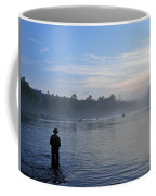 Flyfishing In Maine Coffee Mug
