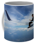 Flying 3rd Class Coffee Mug
