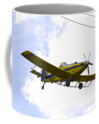 Flying By Wire 3 Of 6 Coffee Mug