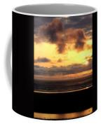 Flying Dog Sunset Coffee Mug