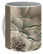 Flying Flowers Coffee Mug