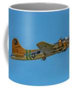 Flying Fortress Climbing Coffee Mug