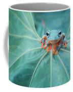 Flying Frog Wallace Coffee Mug