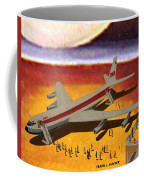 Flying From A Strange Place Coffee Mug
