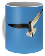 Flying Gull Coffee Mug