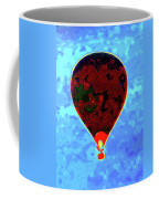 Flying High - Hot Air Balloon Coffee Mug